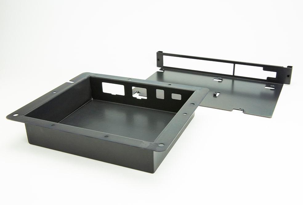 三価クロメート(黒色)